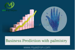 Get Business Prediction with Palmistry by an expert palm reader
